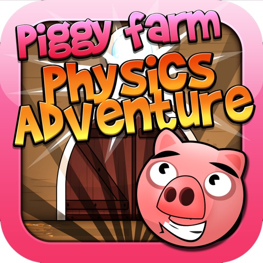 Piggy Farm Physics Adventure Lite