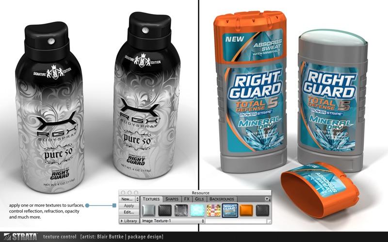 Strata Design 3D CXi скриншот программы 2