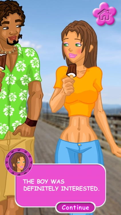 Bad Girl S01E03 Beach Party Free screenshot-3