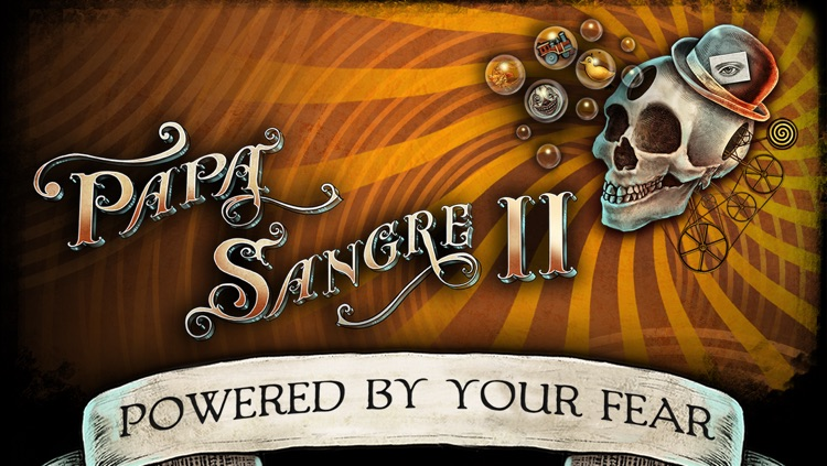 Papa Sangre II screenshot-0
