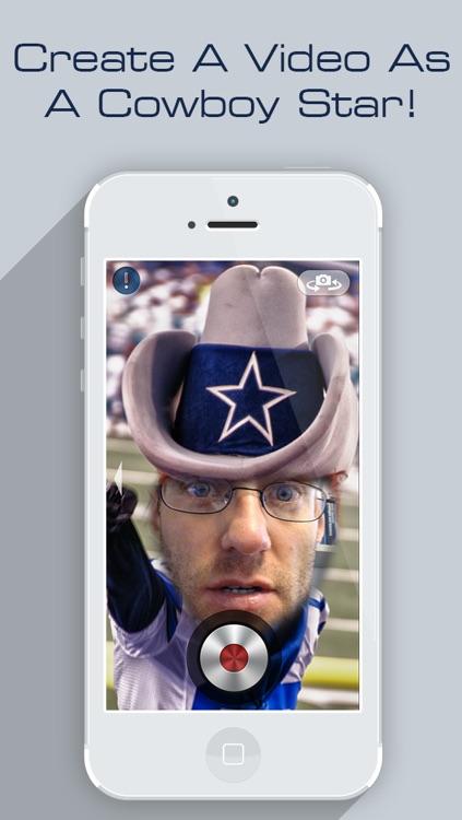 Face Cam - Dallas Cowboys Edition
