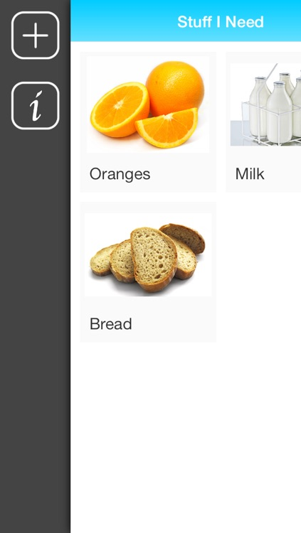 Quick Snap (Shopping List) screenshot-1