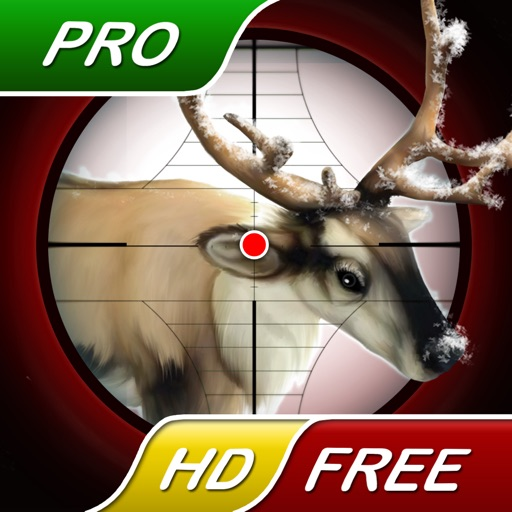 REAL White Tail DEER HUNTING & Duck Hunt & Wolf Hunting in Usa Winter Storm Free Games For Shooter - pro iOS App