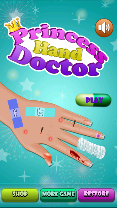 点击获取Princess Hand Doctor -free kids games