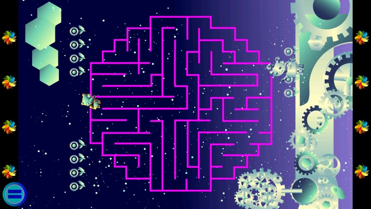 Wee Kids Mazes Free screenshot-1