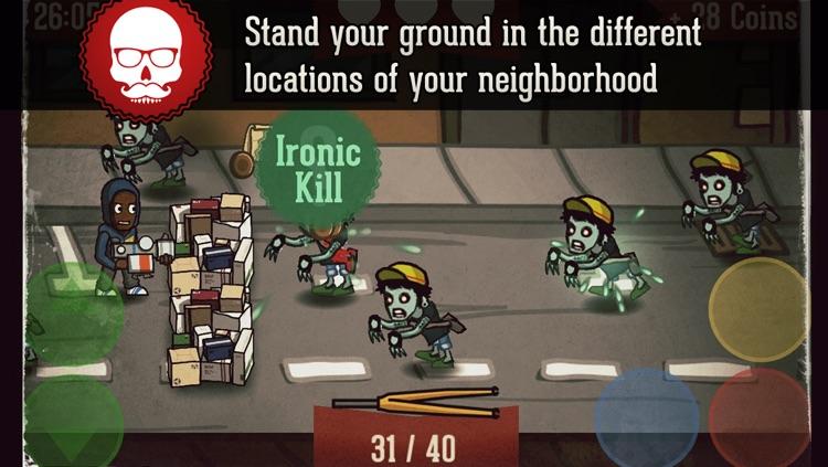 Hipster Zombies screenshot-3