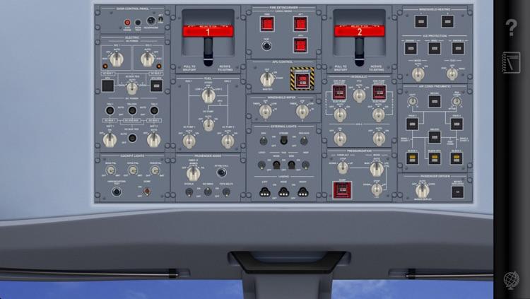 Aerosim Checkride E190 screenshot-3