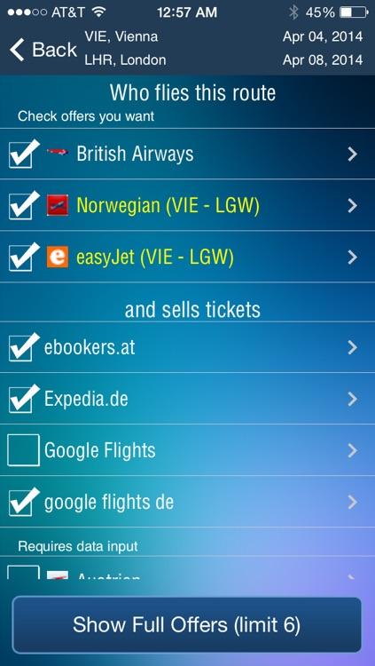 Vienna Airport + Flight Tracker Austrian VIE airlines screenshot-3