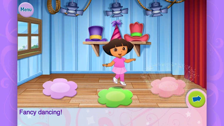 Dora's Ballet Adventure screenshot-0