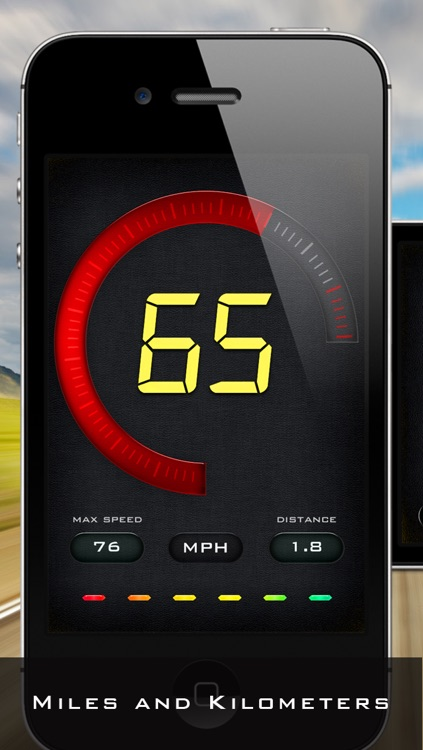 Speedometer screenshot-0