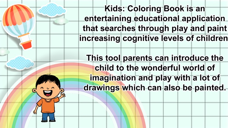 Coloring Book To Kids