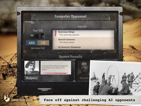 Скачать игру Desert Fox: The Battle of El Alamein