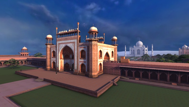 3D Taj Mahal screenshot-1