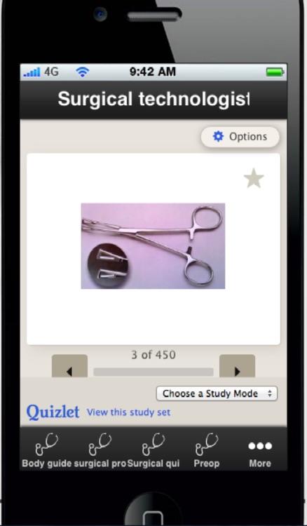 Surgical Technologist screenshot-3