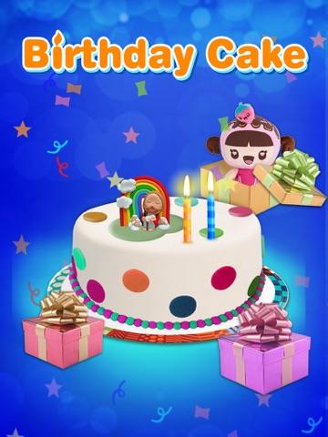 Screenshot 1 For Birthday Cake
