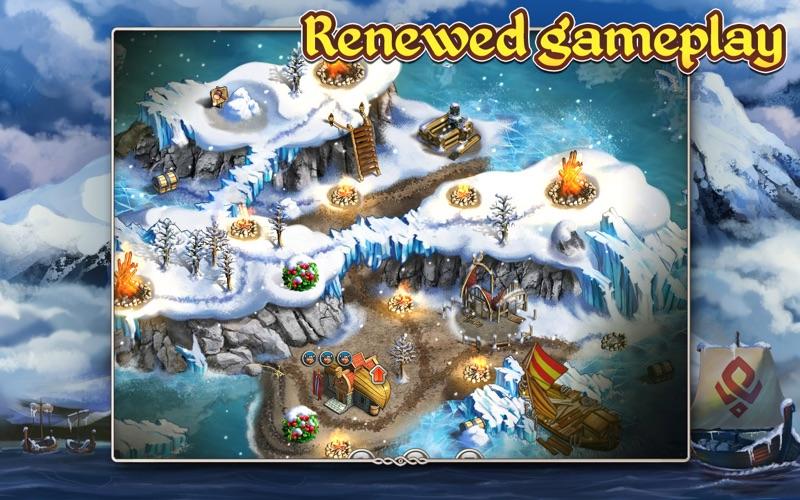 Viking Saga: New World (Freemium) screenshot 4