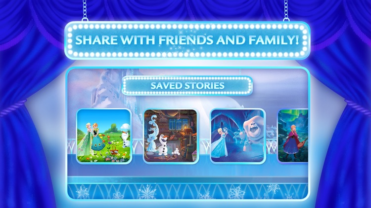Frozen Story Theater screenshot-3