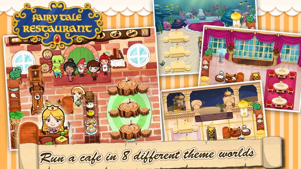 Fairy Tale Restaurant hack tool