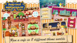Fairy Tale Restaurant screenshot two