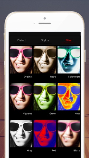 Video Booth Camera - Magic Mirror Perfect Effects on the App