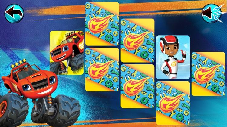 HORA DE JUGAR CON BLAZE Y LOS MONSTER MACHINES by Nickelodeon