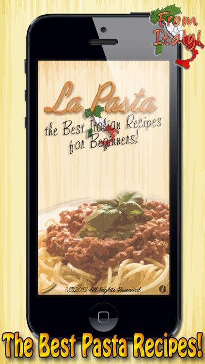 La Pasta Volume 3 - Italian Pasta Recipes for Beginners