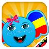 iPlay Română - Copiii descoperă lumea - Să învăţăm limba română cu jocuri şi lecţii distractive, quiz-uri si puzzle-uri pentru copii de gradiniţă, preşcolari şi şcolari