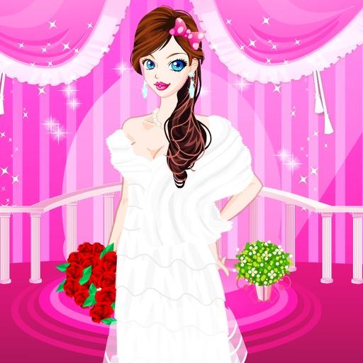 优雅的新娘换装