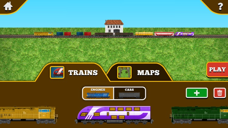 Build A Train 2 Lite screenshot-0