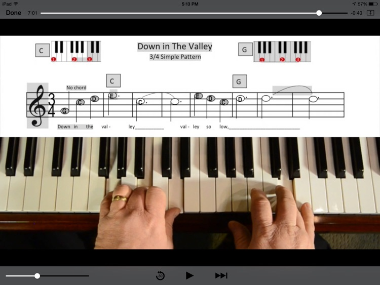 Play the Piano in 3 Easy Steps screenshot-3