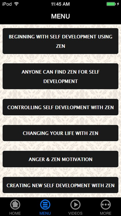 How to Zen Meditate & Self Improve Made Easy Guide & Tips for Beginners screenshot-4