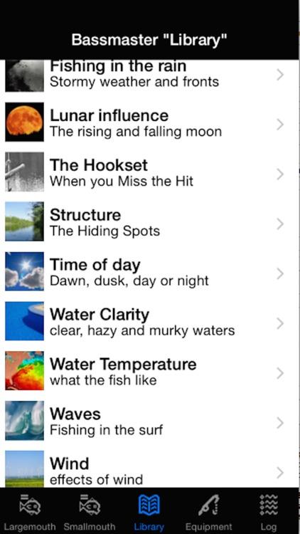 Bassmaster App screenshot-4
