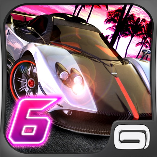 Asphalt 6: Adrenaline HD icon