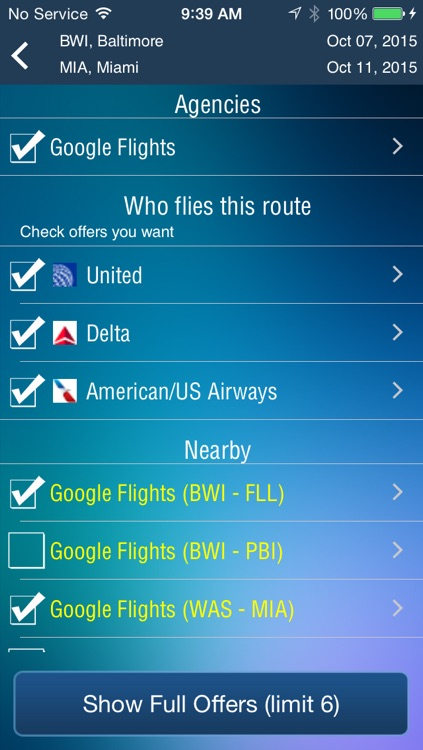 Baltimore Washington Airport Pro (BWI/DCA/IAD) Flight Tracker Premium radar screenshot-3