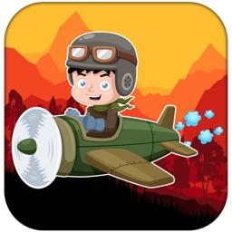 Air Defense - Cannon fire takedown