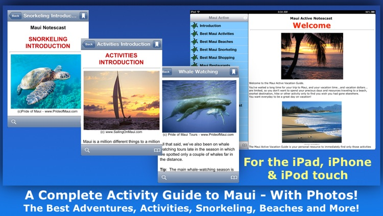 Maui Active Vacation Guide