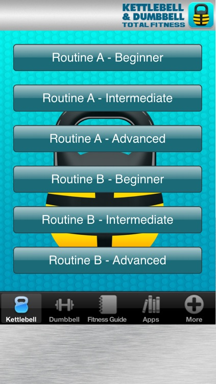 KettleBell & Dumbbell Workout PRO! - 5/7/10 Minute Weight Training Exercises screenshot-3