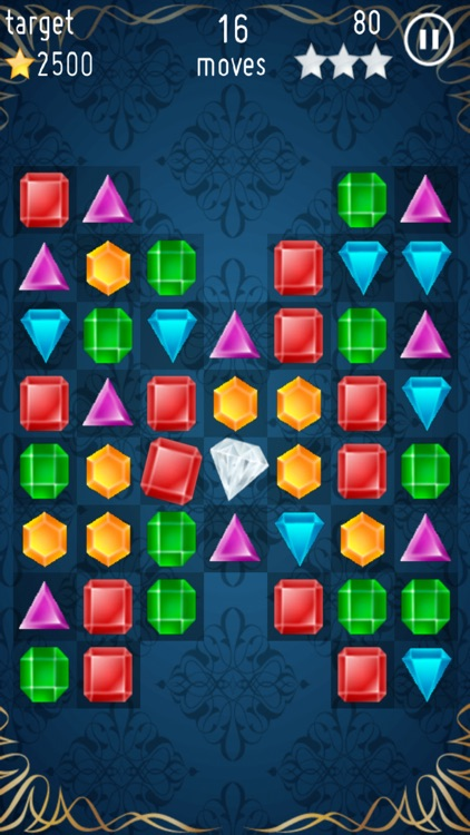 Jewels Crush - Free Game screenshot-0