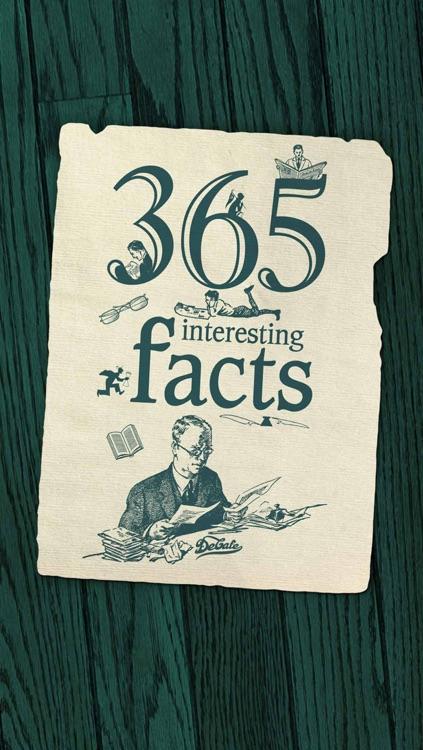 365 interesting facts. Full version