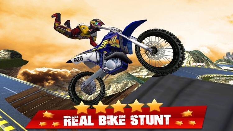 Extreme Motorbike Racing 3D screenshot-3