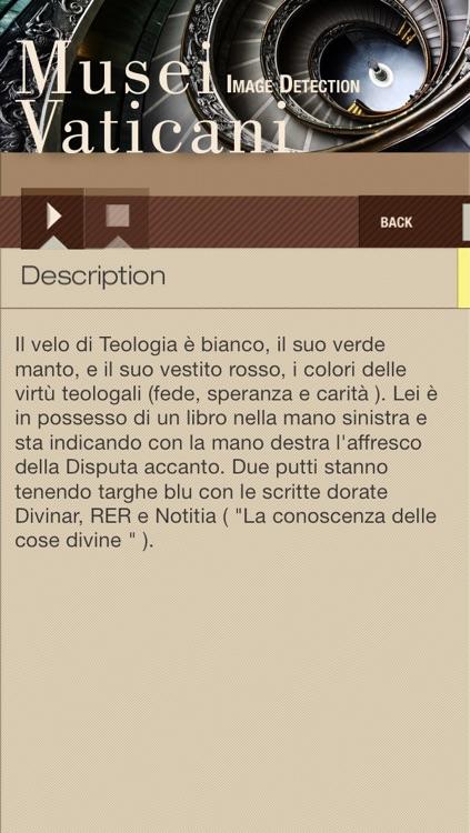 Vatican Museum ID Audio Guide screenshot-4