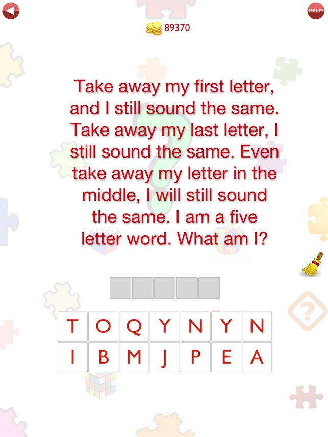 Riddle Quiz Whats The Right Word For Funnylogiclittle Riddles