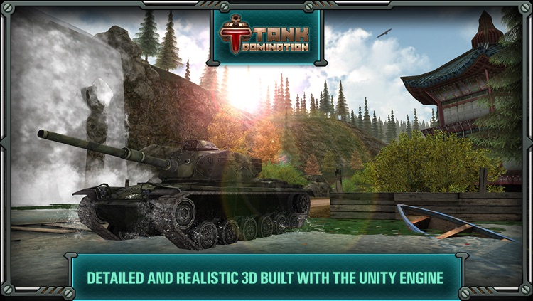 Tank Domination screenshot-3