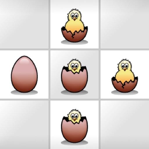 !Egg Chess (Яйце шахматы :) ) - игра для любого возраста для 1-2 человек, но посложнее чем Крестики - Нолики