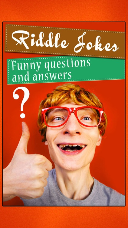 Riddle Jokes - Funny Questions & Answers