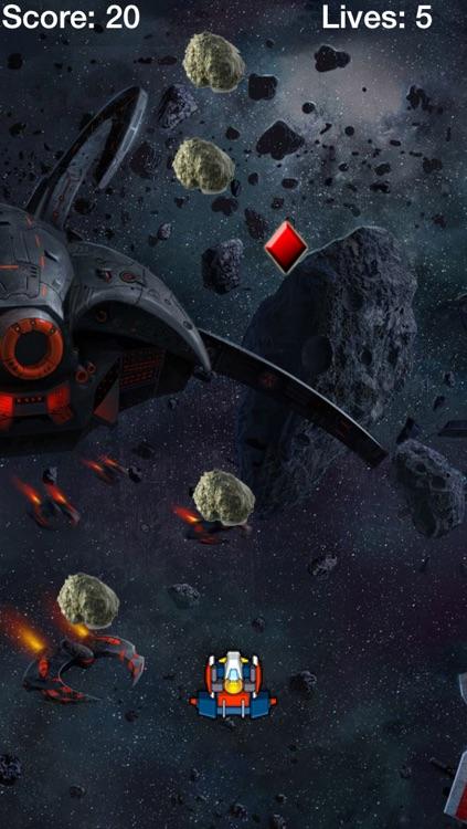 Evil Space Ship