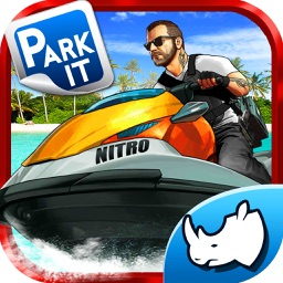 JetSki Water Sports Bike Skill Racing Ride 3D Parking Race Game