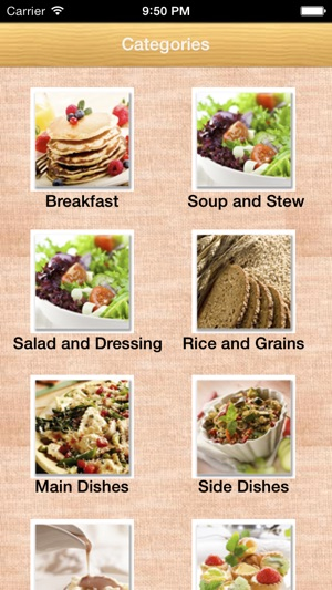 Daniel fast recipes on the app store screenshots forumfinder Choice Image