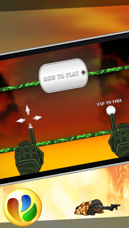 Army of Soldiers – World War Jump and Run Game screenshot-4