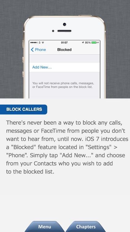 Secrets for iPhone Lite - Tips & Tricks screenshot-3